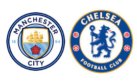 Manchester City x Chelsea