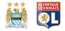 Manchester City x Lyon