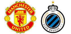Manchester United x Club Bruges