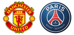 Manchester United x Paris SG