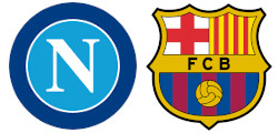 Naples x FC Barcelone