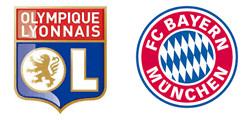 Lyon x Bayern Munich
