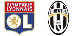 Lyon x Juventus Turin