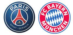 Paris Saint-Germain x Bayern Munich