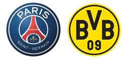 Paris-Saint Germain x Borussia Dortmund