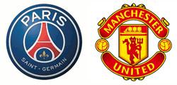 PSG x Manchester United