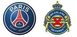 Paris Saint-Germain x Waasland-Beveren