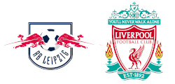 RB Leipzig x Liverpool