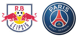 RB Leipzig x Paris Saint Germain
