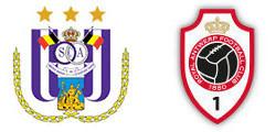 Anderlecht x Antwerp