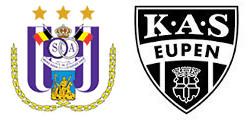 Anderlecht x Eupen