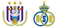 Anderlecht x Union Saint Gilloise