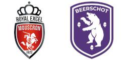 Excel Mouscron x Beerschot