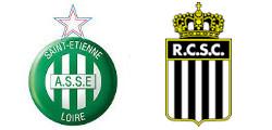 AS Saint-Etienne x RCSC Charleroi