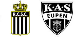 Sporting Charleroi x AS Eupen
