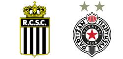 Charleroi x FK Partizan Belgrade