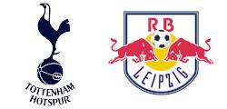 Tottenham x RB Leipzig