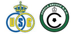 Union Saint Gilloise x Cercle Bruges