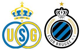 Union Saint Gilloise x FC Bruges