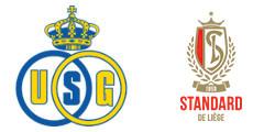 Union Saint-Gilloise x Standard de Liège