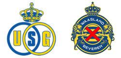 Union Saint Gilloise x Waasland-Beveren