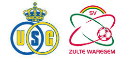 Union Saint Gilloise x Zulte Waregem