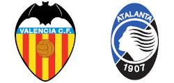 Valence CF x Atalanta Bergame