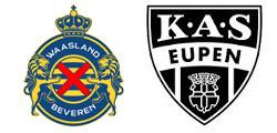 Waasland-Beveren x Eupen