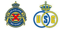 Waasland-Beveren x Union Saint Gilloise