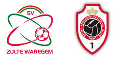 Zulte Waregem x Royal Antwerp
