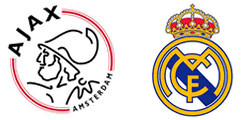 Ajax x Real Madrid