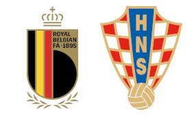 Belgique x Croatie