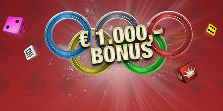 Jeux Olympiques: 1.000 € à se partager sur SuperGame.be