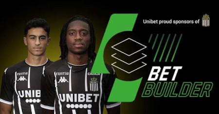 Seraing x Charleroi: un boost de 25 % si vous  créez votre pari avec le Bet Builder d'Unibet
