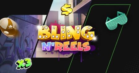 3.000 euros par semaine à gagner avec les tournois Bling N'Reels  d'Unibet