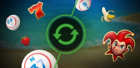 Bingo Boost : 10 parties casino bonus tous les mardis avec Unibet