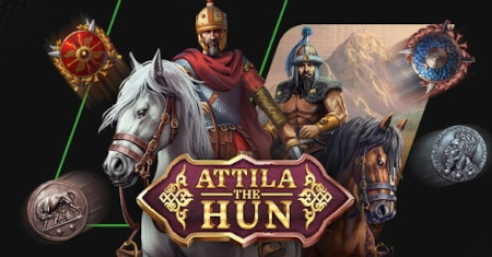 Attila The Hun sur Unibet