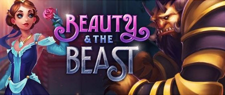 Nouvelle machine à sous Beauty and the Beast sur Unibet Casino