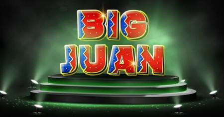 Big Juan: 10.000 euros de drops à gagner  sur le casino Unibet