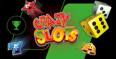 Tournoi Crazy Slots d'Unibet