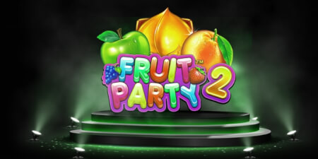 Fruit Party 2: 10.000 euros de prize drop sur le casino Unibet