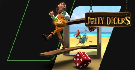 Jolly Dicers au casino Unibet : 20.000 € en jeu