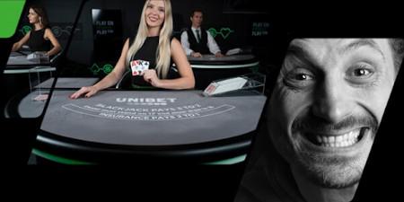Festival Blackjack: 10.000 euros d'extra à  gagner sur le Live Casino Unibet