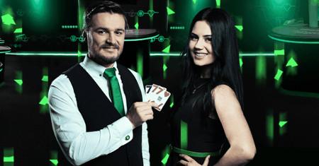 25.000 euros à gagner avec le tournoi Live Casino d'Unibet
