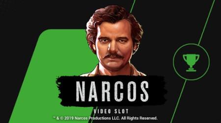 Machine à sous Narcos : Tournoi Lucky Spin de 20.000 € sur Unibet