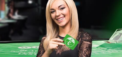 Tables Unibet VIP Live Blackjack