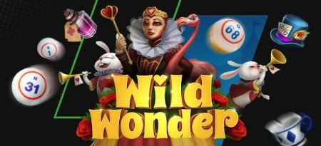 Découvrez Wild Wonder sur le casino en ligne Unibet