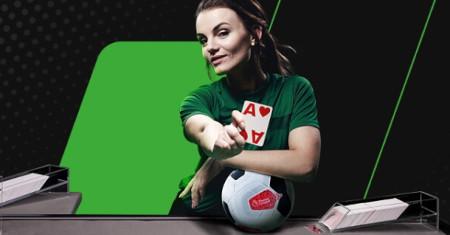 Assistez au match de foot de votre choix avec Unibet ou 3.000 € de free bets