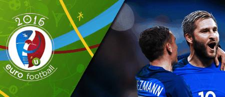 Euro 2016: cote boostée sur la victoire de la France