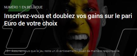 Euro 2020: Doublez vos gains sur votre premier  pari avec Unibet